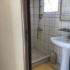 Отель Hakamanu Lodge Французская Полинезия, Тикехау - отзывы, цены и фото номеров - забронировать отель Hakamanu Lodge онлайн ванная фото 2