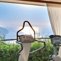 Отель Palazzo Avino Италия, Равелло - отзывы, цены и фото номеров - забронировать отель Palazzo Avino онлайн фитнесс-зал фото 2