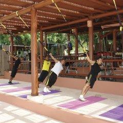 Отель Azul Ixtapa Resort - Все включено фитнесс-зал