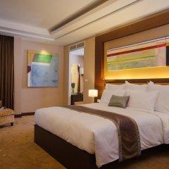 Отель AETAS lumpini комната для гостей фото 6