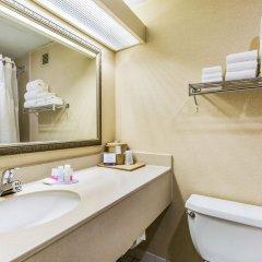 Отель Clarion Inn Frederick Event Center ванная