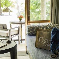 Отель Castaway Island Fiji комната для гостей