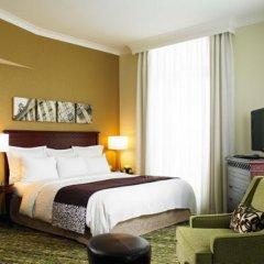 Отель Brussels Marriott Grand Place Брюссель комната для гостей