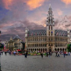 Отель Ibis Brussels Centre Chatelain Брюссель фото 7