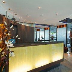 Отель Amora Neoluxe Бангкок интерьер отеля фото 3