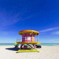 Cardozo Hotel пляж фото 2