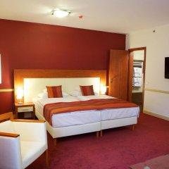 Hotel City Inn комната для гостей