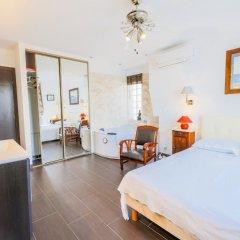 Отель Au Beau Rivage AP2049 by Riviera Holiday Homes Франция, Ницца - отзывы, цены и фото номеров - забронировать отель Au Beau Rivage AP2049 by Riviera Holiday Homes онлайн комната для гостей фото 5