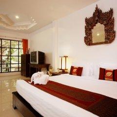 Отель Club Bamboo Boutique Resort & Spa комната для гостей