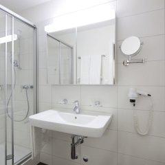 Отель Central Swiss Quality Apartments Швейцария, Давос - отзывы, цены и фото номеров - забронировать отель Central Swiss Quality Apartments онлайн ванная