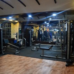 Отель Livasa Inn фитнесс-зал фото 3
