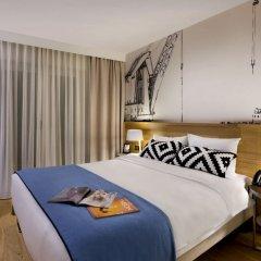 Отель Citadines Michel Hamburg комната для гостей фото 2
