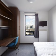 Отель The Student Hotel Amsterdam West Нидерланды, Амстердам - 7 отзывов об отеле, цены и фото номеров - забронировать отель The Student Hotel Amsterdam West онлайн сейф в номере