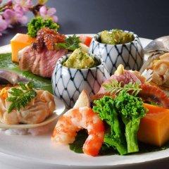 Отель Oyado Uchiyama Ито питание фото 3
