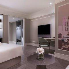 Отель Mercure Shanghai Yu Garden Китай, Шанхай - 1 отзыв об отеле, цены и фото номеров - забронировать отель Mercure Shanghai Yu Garden онлайн комната для гостей фото 4