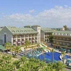 Can Garden Resort Турция, Чолакли - 1 отзыв об отеле, цены и фото номеров - забронировать отель Can Garden Resort онлайн балкон