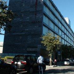 Отель Bessa парковка