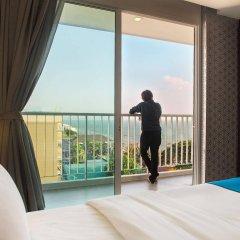 Rodina Beach Hotel балкон