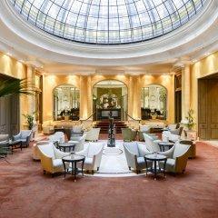 Отель Bayerischer Hof Германия, Мюнхен - 4 отзыва об отеле, цены и фото номеров - забронировать отель Bayerischer Hof онлайн интерьер отеля фото 3