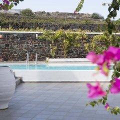 Отель Meli Meli Греция, Остров Санторини - отзывы, цены и фото номеров - забронировать отель Meli Meli онлайн бассейн фото 2