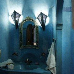 Отель Riad Azenzer ванная