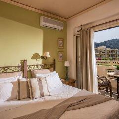 Отель Socrates Hotel Греция, Малия - 1 отзыв об отеле, цены и фото номеров - забронировать отель Socrates Hotel онлайн комната для гостей фото 3