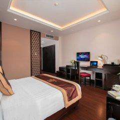 Quoc Hoa Premier Hotel комната для гостей фото 5