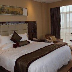 Shanshui Trends Hotel Beijing Yanxi Branch комната для гостей фото 3
