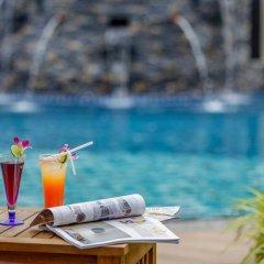 Отель Aqua Resort Phuket спа