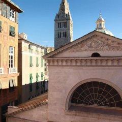 Отель Le Nuvole - Residenza d'Epoca Италия, Генуя - отзывы, цены и фото номеров - забронировать отель Le Nuvole - Residenza d'Epoca онлайн балкон