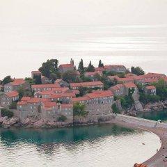 Hotel Adrović Свети-Стефан пляж фото 2
