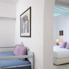 Отель Santorini Kastelli Resort Греция, Остров Санторини - отзывы, цены и фото номеров - забронировать отель Santorini Kastelli Resort онлайн комната для гостей