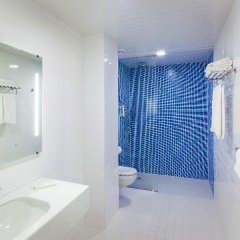 Best Western PLUS Centre Hotel (бывшая гостиница Октябрьская Лиговский корпус) 4* Стандартный номер 2 отдельные кровати фото 5