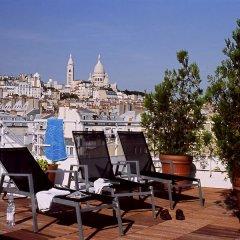 Отель Citadines Maine Montparnasse Париж фото 3