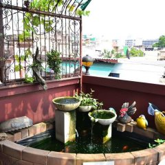 Yor Ying Hostel Бангкок бассейн