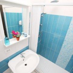 Отель Iris Room ванная