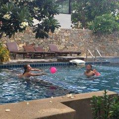 Отель Sairee Hut Resort детские мероприятия