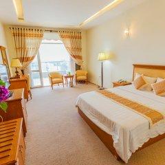 Thien An Riverside Hotel комната для гостей