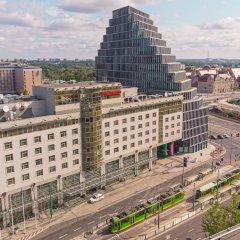 Отель Sheraton Poznan Hotel Польша, Познань - отзывы, цены и фото номеров - забронировать отель Sheraton Poznan Hotel онлайн балкон
