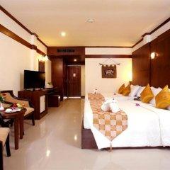 Отель Horizon Patong Beach Resort And Spa Пхукет комната для гостей фото 2
