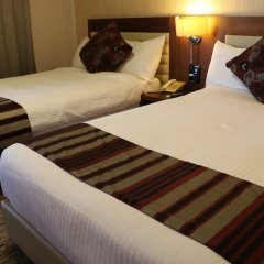 Mamba Point Hotel in Monrovia, Liberia from 200$, photos, reviews - zenhotels.com guestroom