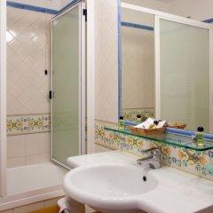 Отель Amalfi Coast Room Италия, Амальфи - отзывы, цены и фото номеров - забронировать отель Amalfi Coast Room онлайн ванная