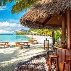 Отель Sheraton Maldives Full Moon Resort & Spa Мальдивы, Остров Фуранафуши - отзывы, цены и фото номеров - забронировать отель Sheraton Maldives Full Moon Resort & Spa онлайн гостиничный бар