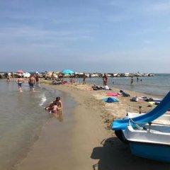 Отель Villa Grazia Римини пляж фото 2