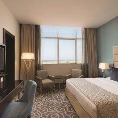 Отель Ramada Corniche Абу-Даби комната для гостей фото 3