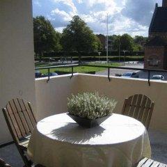 Отель Ansgarhus Motel Дания, Оденсе - отзывы, цены и фото номеров - забронировать отель Ansgarhus Motel онлайн балкон