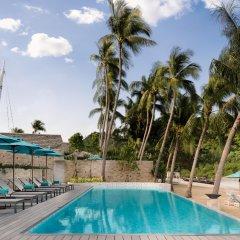 Отель Avani+ Samui Resort бассейн