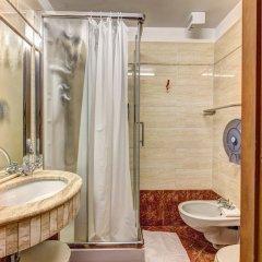 Отель Giuliana Италия, Рим - отзывы, цены и фото номеров - забронировать отель Giuliana онлайн ванная фото 2