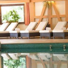 Romantik Hotel Stafler Кампо-ди-Тренс бассейн