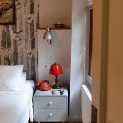 Отель Noble House Galata сейф в номере